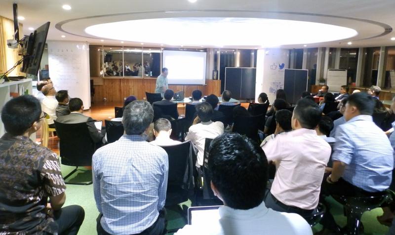 FinTech 3rd Meet Up - 15 Juni