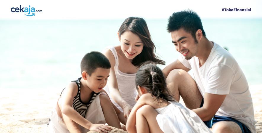 liburan keluarga _ asuransi perjalanan - CekAja.com