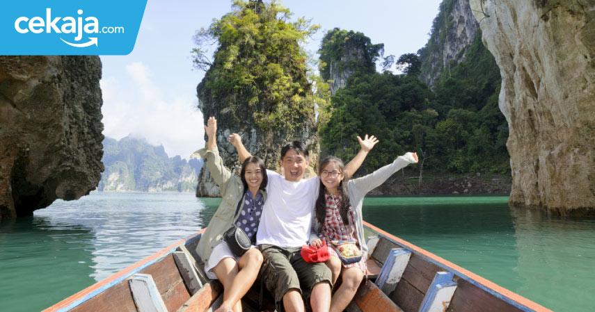 liburan keluarga murah - CekAja.com