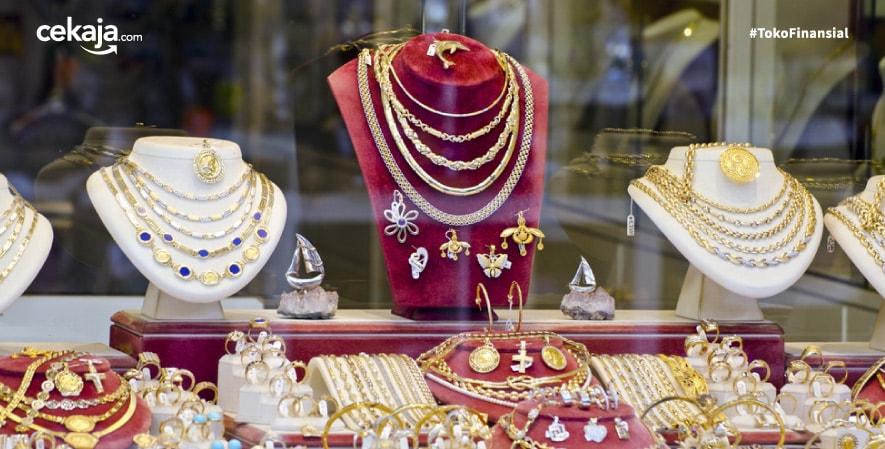 Investasi Perhiasan Emas Apakah Menguntungkan Cekaja