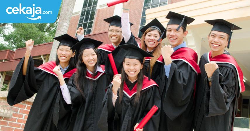 pendidikan tinggi - CekAja.com