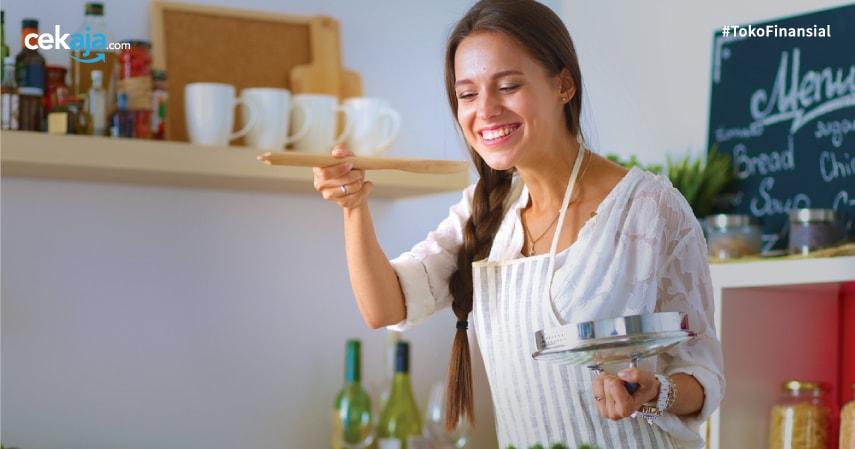 hobi ibu rumah tangga - CekAja.com