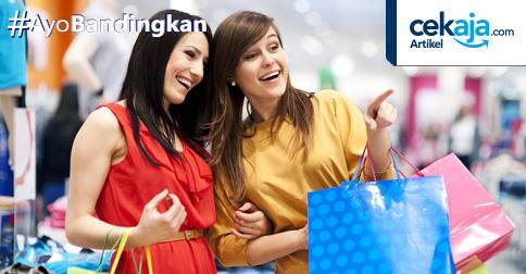 Tips Diskon Belanja Natal dan Tahun Baru - CekAja.com