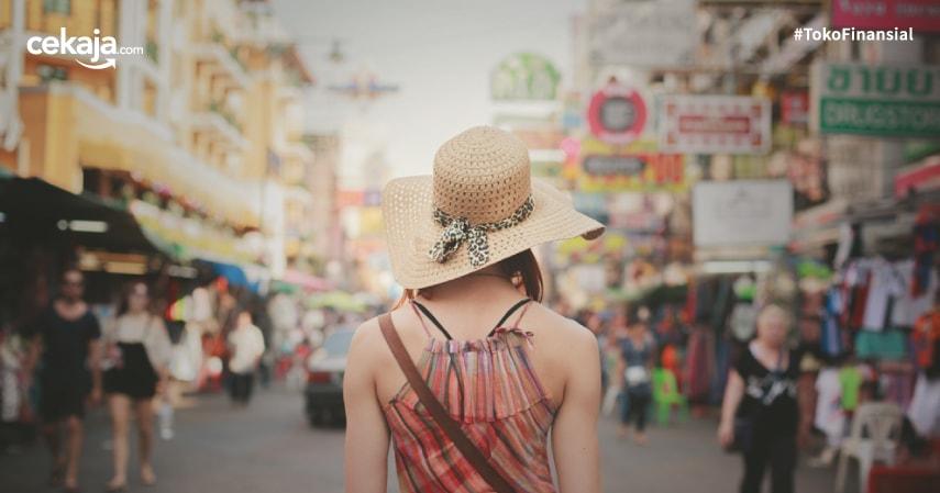 traveling ke Thailand - CekAja.com