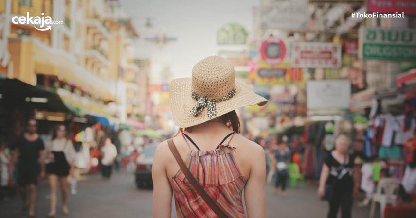 tips traveling hemat _ asuransi perjalanan - CekAja.com