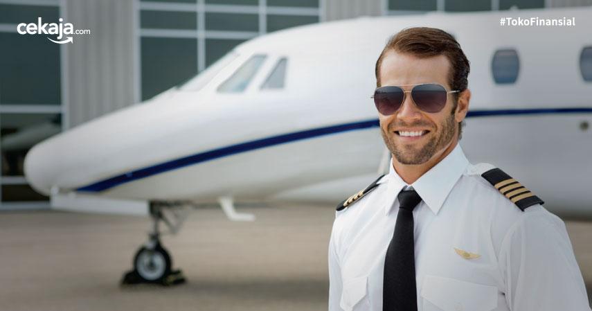 gaji pilot - CekAja.com