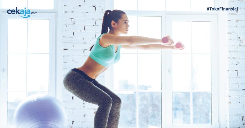 olahraga diet _ asuransi kesehatan - CekAja.com