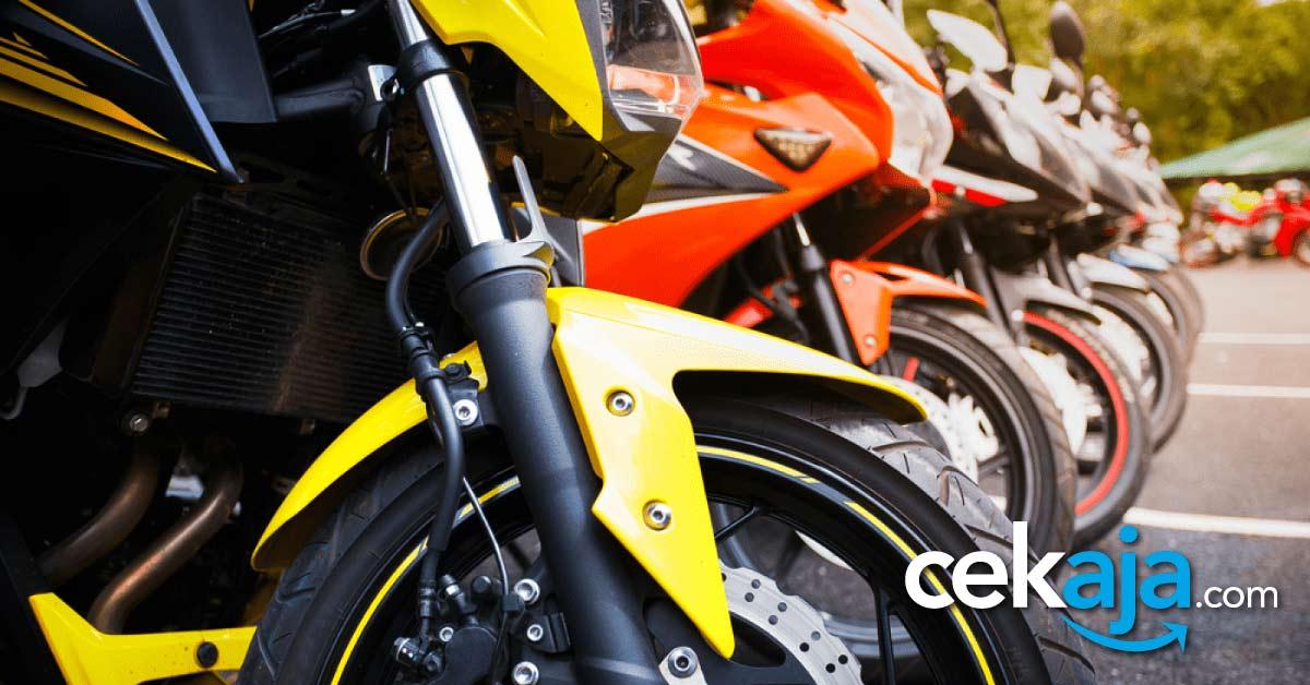 daftar motor terbaru - CekAja.com
