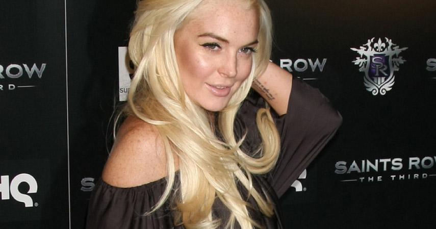 Lindsay Lohan - CekAja.com