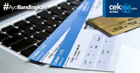 tiket pesawat-CekAja.com