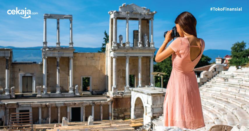 tour guide _ asuransi perjalanan - CekAja.com