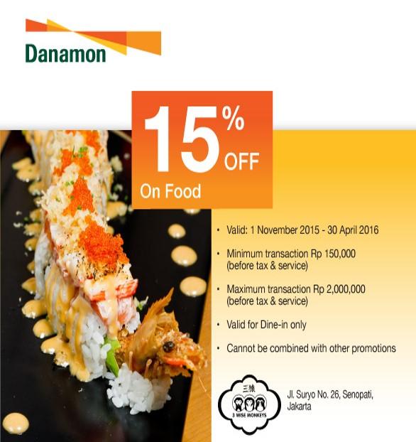 promo Danamon-3WiseMonkey-CekAja.com