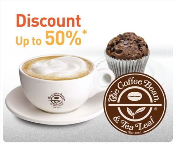 promo coffee bean bank mega-CekAja.com