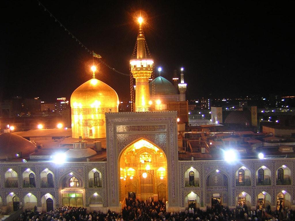 Imam-Reza-Shrine