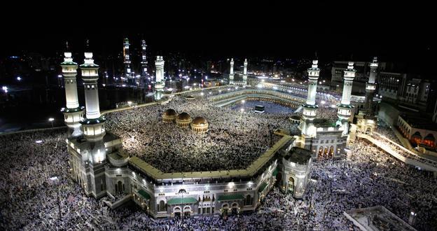 Masjid-al-Haram-Mecca-Saudi-Arabia