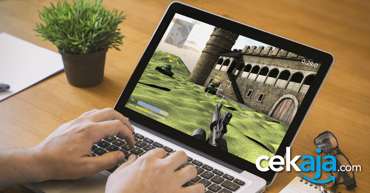 info laptop murah untuk gamer - CekAja.com