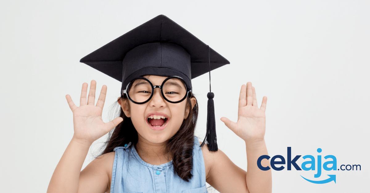 rencana finansial sekolah anak - CekAja.com