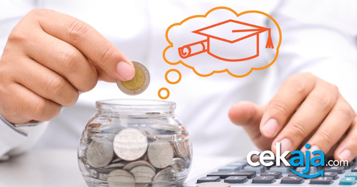 tips hemat uang sekolah - CekAja.com