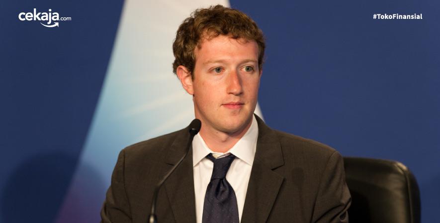 mark zuckerberg _ investasi - CekAja.com