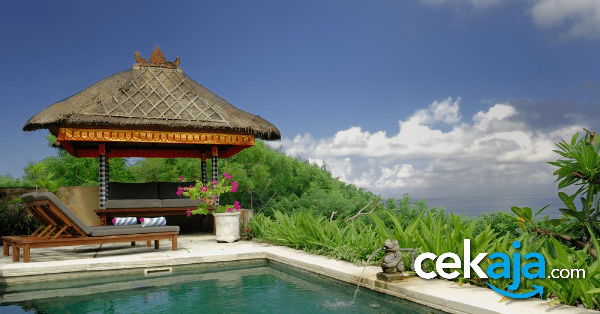 hotel tepi pantai di Bali - CekAja.com