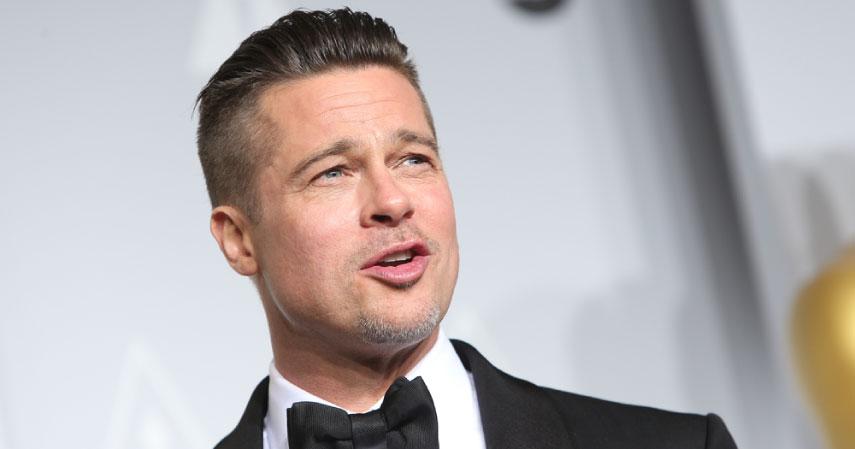 Brad Pitt - CekAja.com