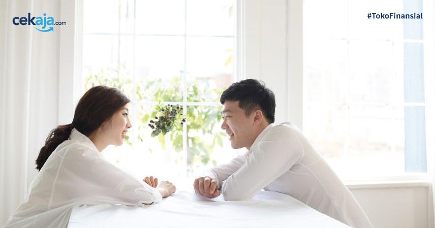 keuntungan menikah - CekAja.com