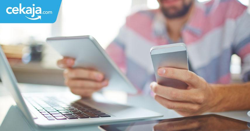 bisnis online - CekAja.com