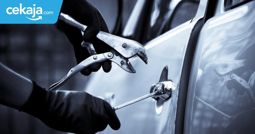 pencurian mobil_asuransi kendaraan - CekAja.com