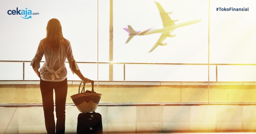 hobi traveling _ asuransi perjalanan - CekAja.com