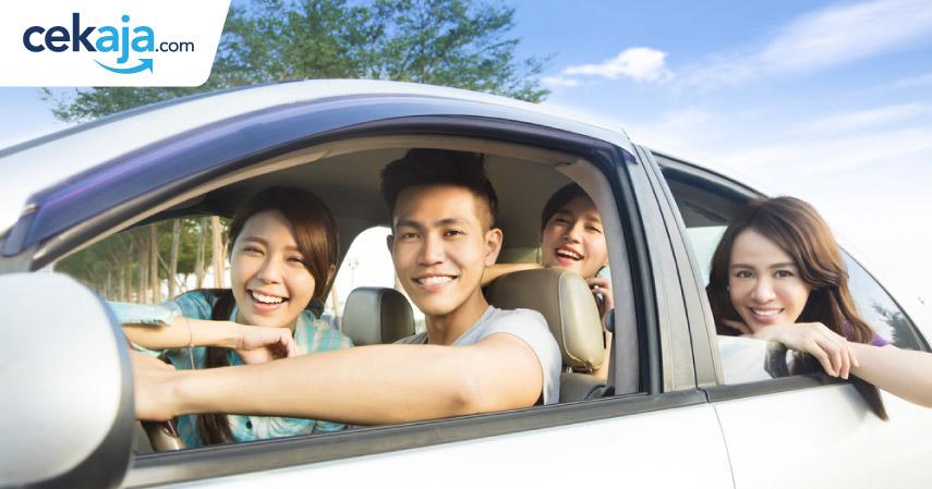 liburan tahun baru mobil pribadi - CekAja.com
