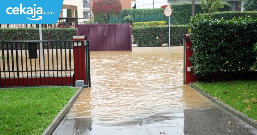 tips hindari banjir - CekAja.com