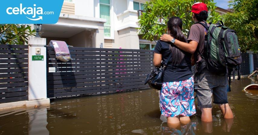 tips banjir - CekAja.com