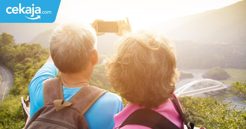 traveling pensiun _ asuransi perjalanan - CekAja.com