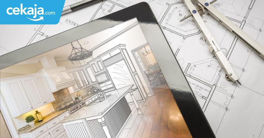 renovasi rumah - CekAja.com
