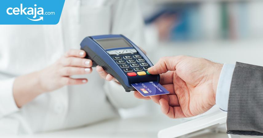 pengguna kartu kredit - CekAja.com