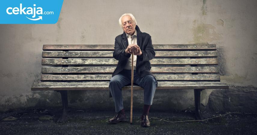 miskin setelah pensiun - CekAja.com