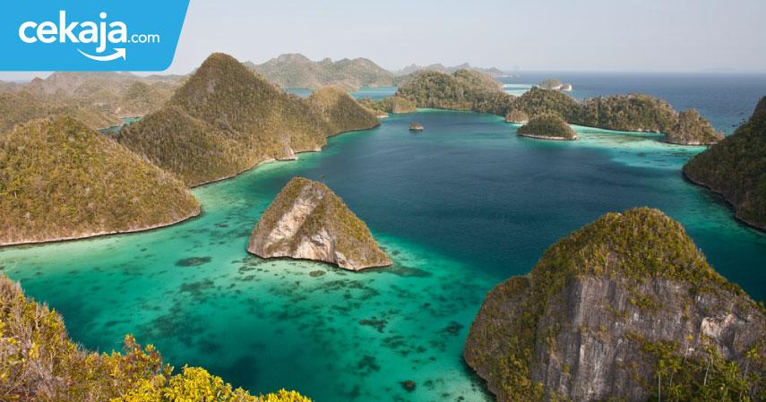 tempat wisata populer Indonesia - CekAja.com