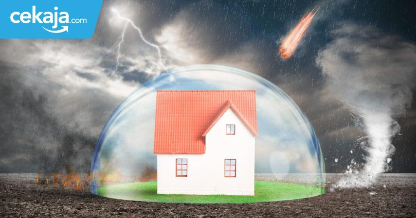 perlindungan rumah_asuransi properti - CekAja.com