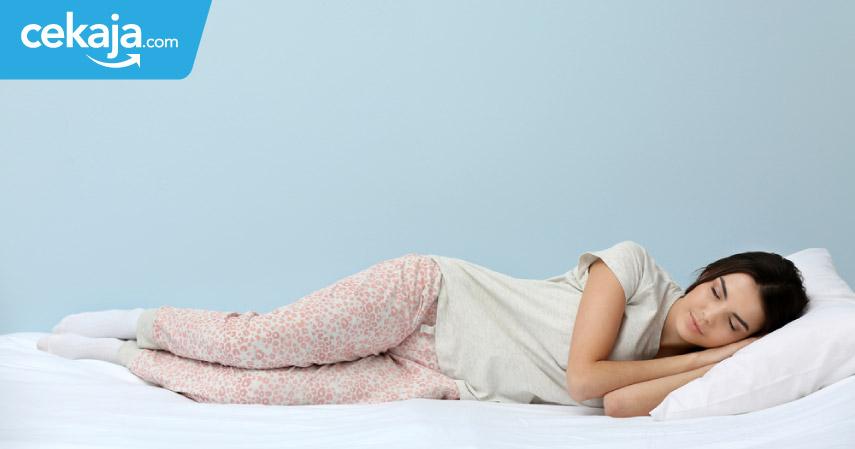 cara cepat tidur - CekAja.com