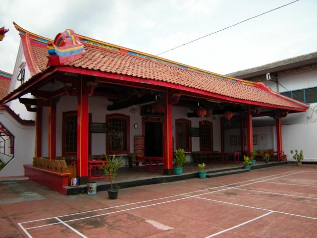 Kelenteng Cirebon