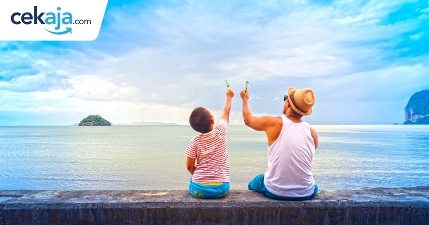 traveling dengan anak_asuransi perjalanan - CekAja.com