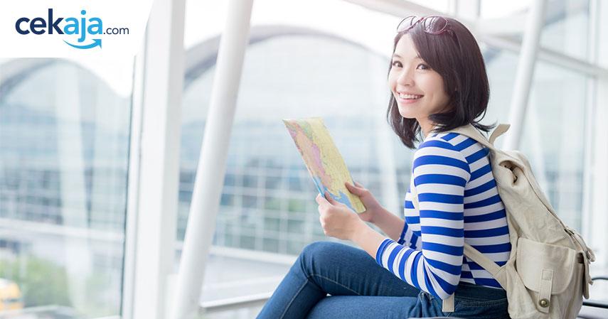 traveling keliling dunia_asuransi perjalanan - CekAja.com