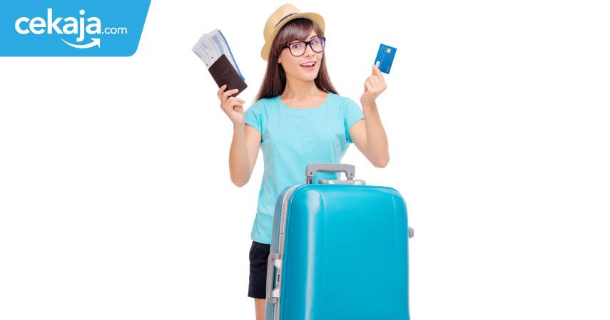 kartu kredit traveling_asuransi perjalanan - CekAja.com