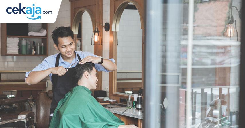 bisnis barbershop_kredit tanpa agunan - CekAja.com
