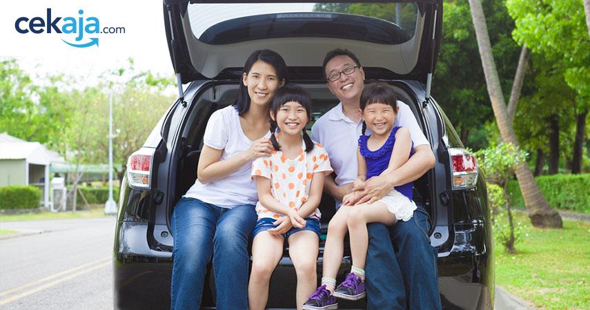 mobil untuk mudik_kredit mobil - CekAja.com