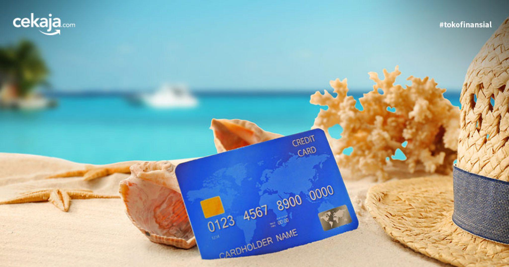 ini kartu kredit yang kasih promo tiket pesawat diskon dan cicilan rh cekaja com