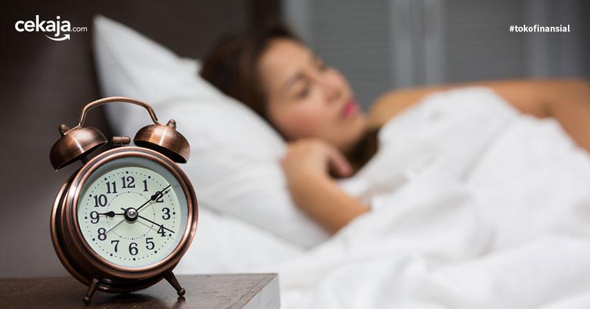 tidur berlebihan