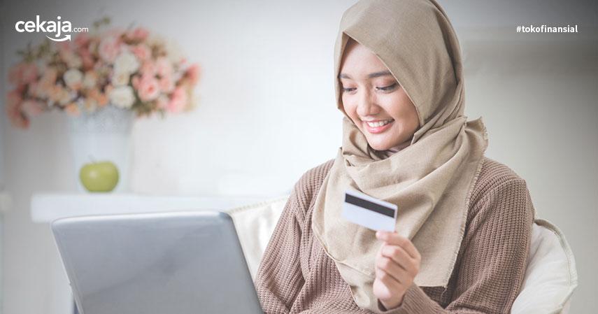kartu kredit syariah - CekAja.com