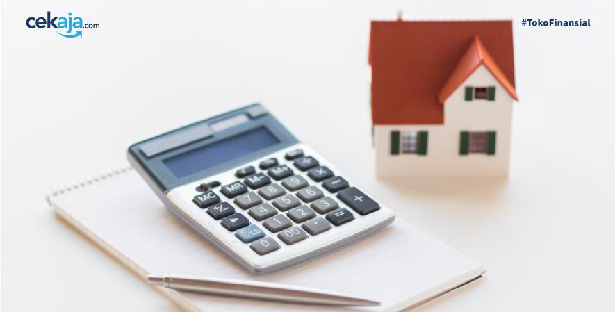biaya rumah bekas_KPR - CekAja.com