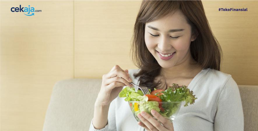 pola makan setelah Lebaran _ asuransi kesehatan - CekAja.com